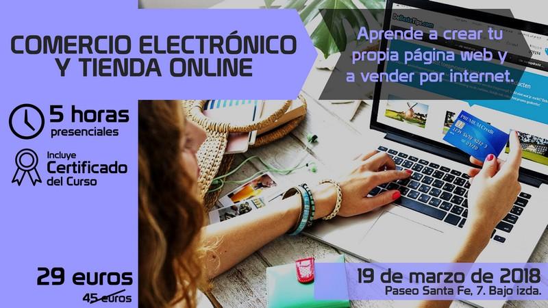 Curso Comercio Electrónico y Tienda Online
